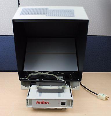 Indus 4601-01 - Microfiche Viewer Machine - NIB