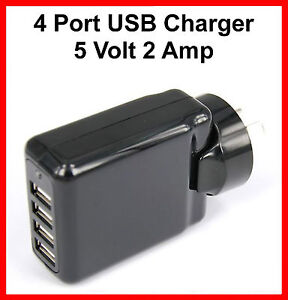 4-Port-USB-Nexus-4-LG-E960-AC-Power-Adapter-Travel-Charger
