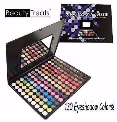 Beauty Treats 130 Professional Palette - Matte & Shimmery 13