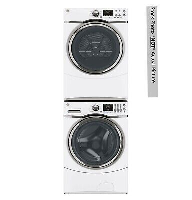 GE~Electric Front Load (STEAM) Washer & Dryer Combo 28