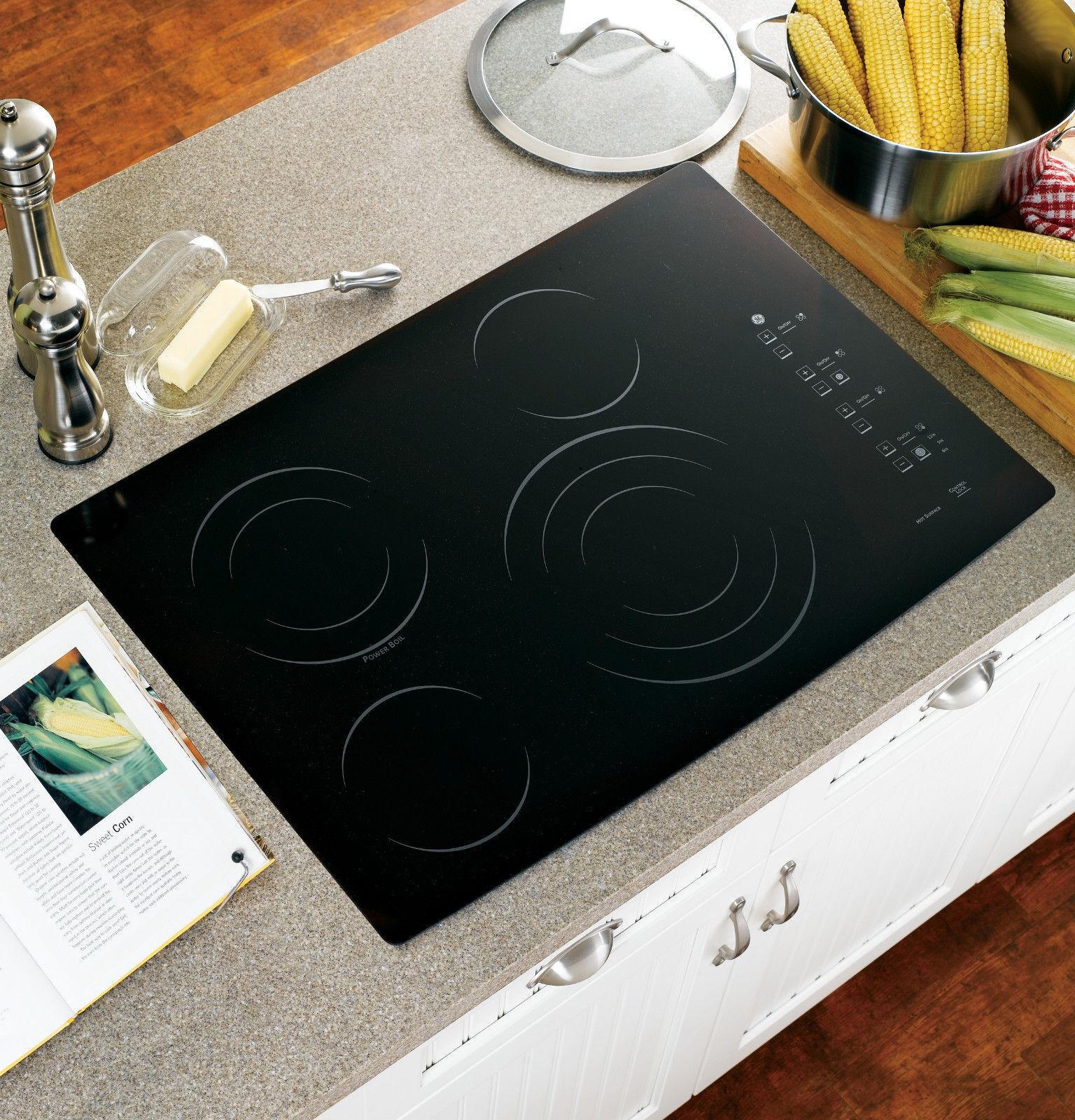 30 Inch Glass Cooktop ~ Top cooktops ebay