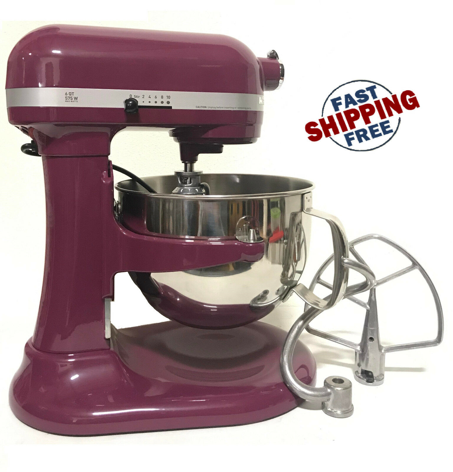 Kitchenaid Rkp26m1x 6 Qt Pro 600 Large Capacity Stand Mixer