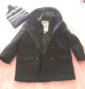 Mini-manteau Mexx pour garçons taille 3T
