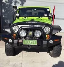 2013 Jeep Wrangler Convertible Carnegie Glen Eira Area Preview