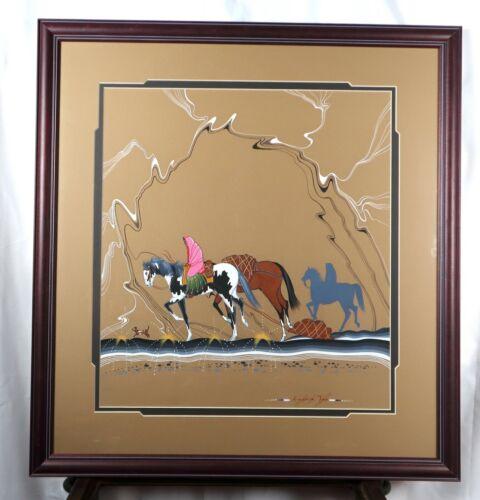 Justin Tso Original Painting