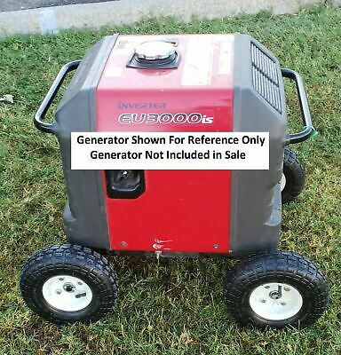 Honda Eu3000is Generator Wheel Kit Fits Eu 3000 Is - - All Terrain