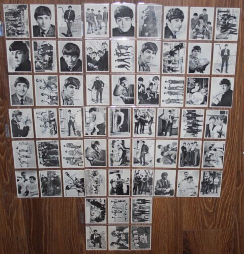 1964 T.C.G. Beatles Trading Cards