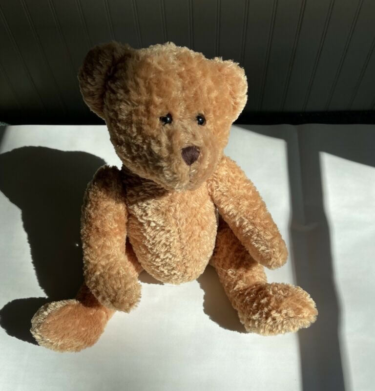Teddy Bear - 11 Inch Jointed made of synthetic yarn