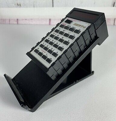 RARE VINTAGE SCAT FI-21 SOUTH CAROLINA APPLIED TECHNOLOGY FEET INCH CALCULATOR