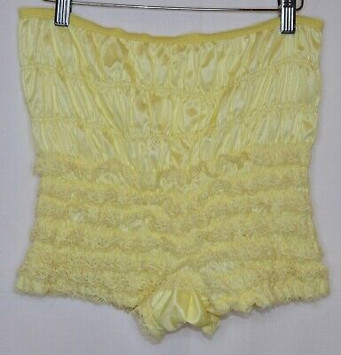 Vintage Partner's Please By Malco Modes Bloomers Pettipants Steampunk Cosplay M