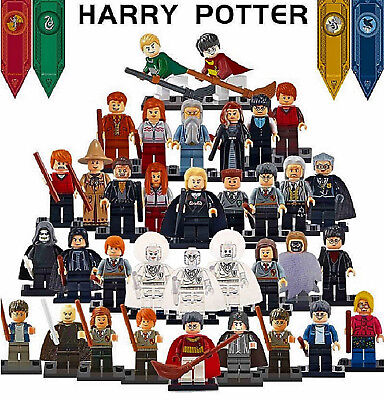 Harry Potter Invisible Hermione Weasley Dumbledore Mini Figures Free Gift - Hermione Bag