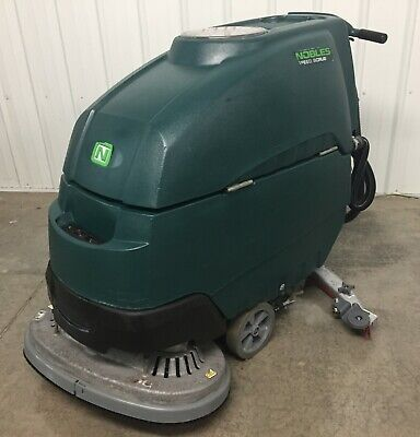 Tennant Nobles Ss-5 28 Floor Scrubber