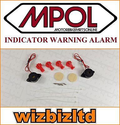 Aprilia Moto Universales Indicador Alarma de Advertencia Beeper- MPOL Zumbador