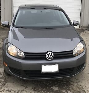 2010 Volkswagen Golf Manual in Mint Shape