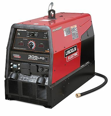 Lincoln Ranger 305 Lpg Engine Driven Welder K2937-1