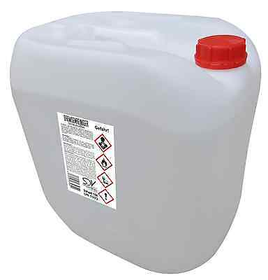 Bremsenreiniger Montagereiniger Entfetter ACETONFREI 10L Kanister 10 Liter