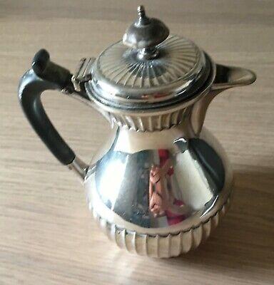 Antique Elkington Silver Plated Jug / Pot