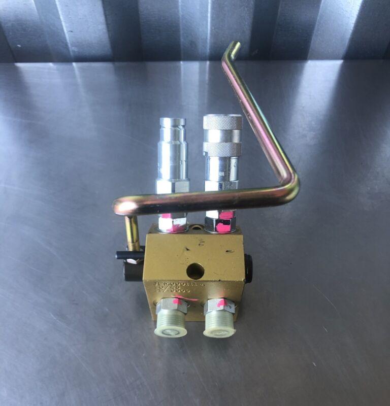 117-9909 JEM090111-A CAT Hydraulic Valve Block Assembly NEW!! FREE SHIPPING!!!