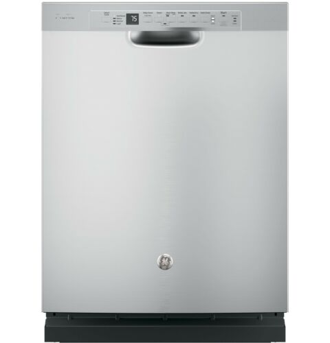 "GE Profile Series 24"" Built-In Dishwasher Stainless steel PDF820SSJSS"