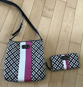 Kate Spade Crossbody Cross Body Bag Purse
