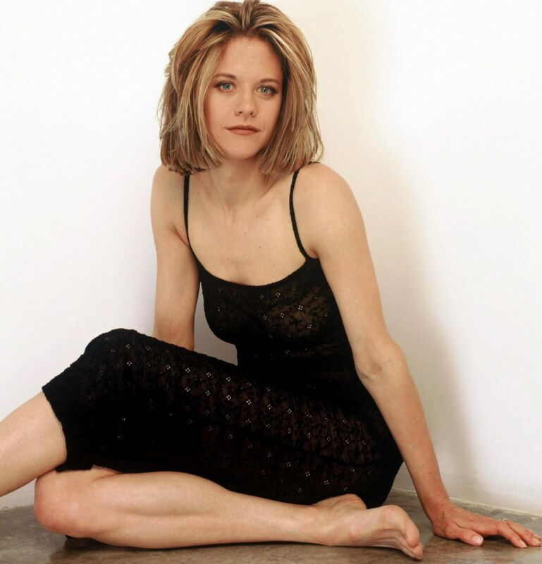 Meg Ryan Black Transparency 8x10 Photo Print