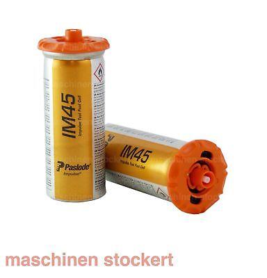 Brennstoffpackung Fuel Cells, Frisbee zu Paslode IM45GN, IM45 Gas für Nagler