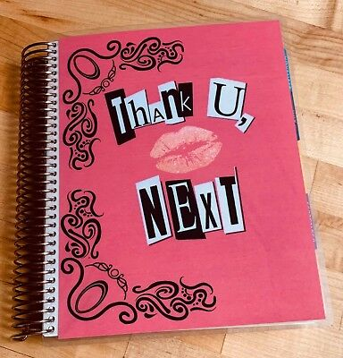 Burn Book Mean Girls Inspired Thank U Next Cover Set 4 Use W Erincondren Plan