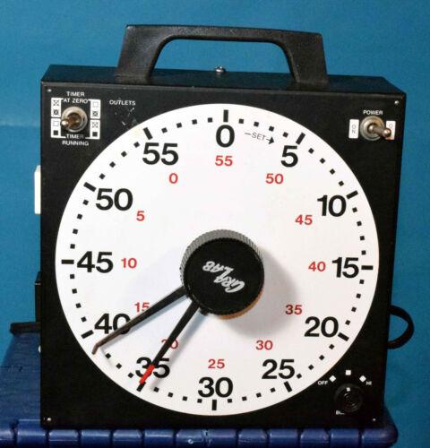 Grab Lab Darkroom timer clock