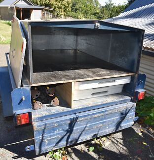 Covered Trailer Clunes Lismore Area Preview