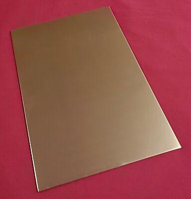 6 PACK .034 CRS Steel Sheet Metal  6x9  signs .craft. hobby, auto, art, fix 20GA