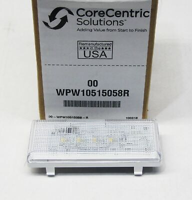 Refrigerator Light WPW10515058 for Whirlpool AP6022534 PS11755867
