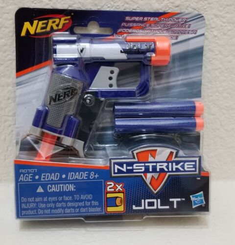 new n strike jolt blaster toy gun