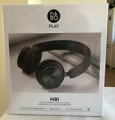 Bang & Olufsen Beoplay H8i Wireless Over-Ear Headphone (Black), New In Box