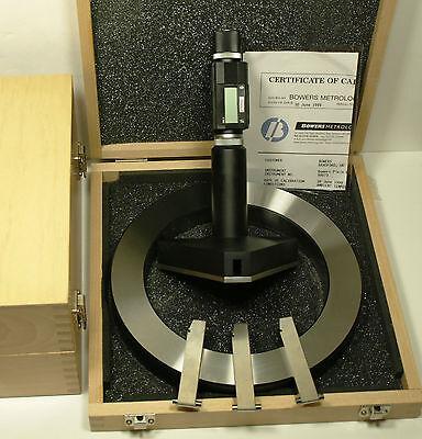 Bowersfowler 54-365-225 Electronic Markii Holemike 8-9 Bore Gage