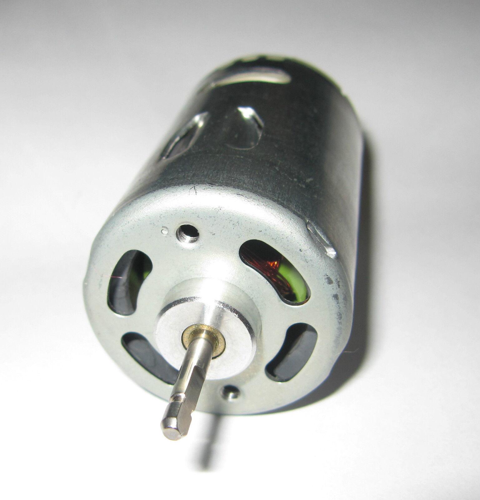 Mini dc motor generator 8600 rpm 12v hobby motor or for 12v wind turbine motor