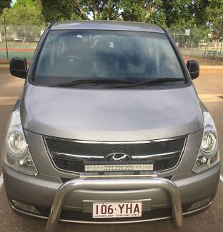 2011 Hyundai iMAX Automatic Diesel Lissner Charters Towers Area Preview