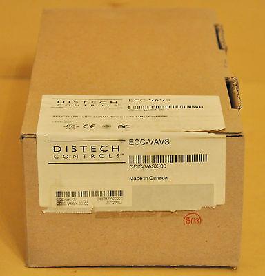 Distech Controls Ecc-vavs Lonworks Controller Cdic-vasx-00 Ecc Vavs Cdic Vasx