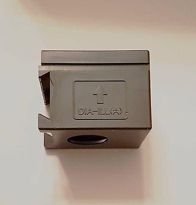 Nikon Eclipse Microscope Quadfluor Diascopic Illumination Blank Empty Cube