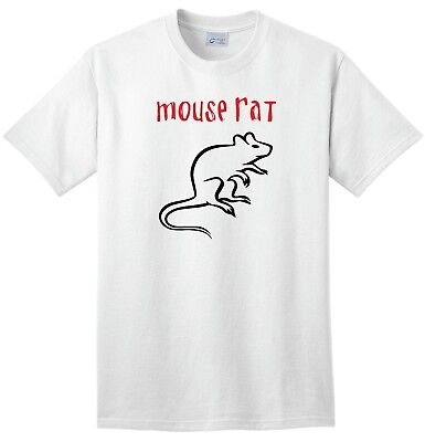 - Mouse Rat Parks and Recreation Band T-Shirt Funny TV Joke Comedy Andy Dwyer Cool