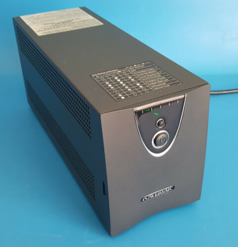POWERVAR ABCEG251-11 (PN:700247-092) - 4 Outlets - Single Phase UPS with Battery