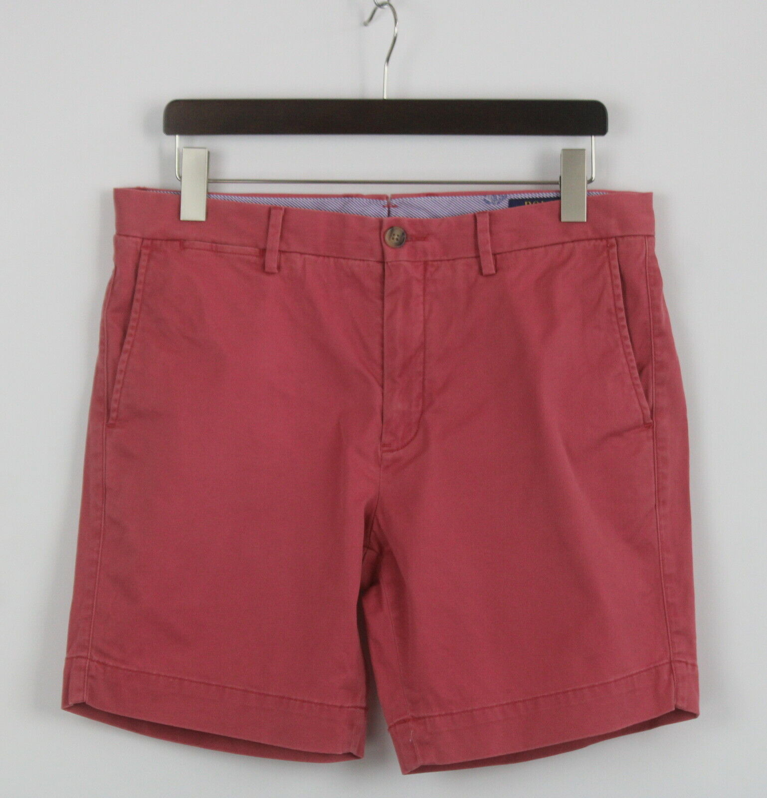 Polo ralph lauren extensible droit homme w33 punch zip fly short chino 25876-js