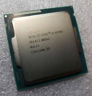 Intel Quad Core SR14J i5-4570S 2.90 GHz 6MB LGA-1150 CPU