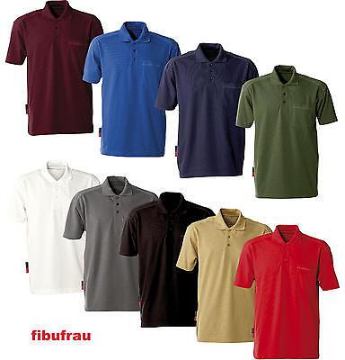 Kansas 100780 Poloshirt --  Polohemd 7392  -- Match--  Gr.XS-4XL - Workwear