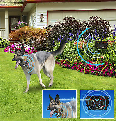 Yard Barrier Outdoor Sonic Dog & Cat Fence YB-1