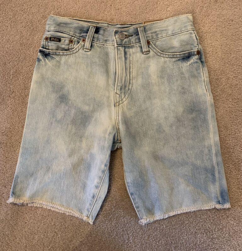 Polo Ralph Lauren  kids 10 Washed Demin Shorts