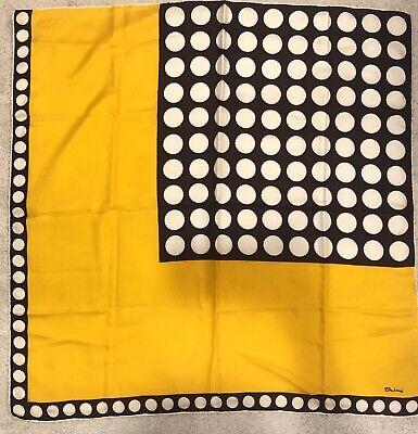 Vintage Scarf Styles -1920s to 1960s Vintage Darmi Silk Scarf $22.67 AT vintagedancer.com