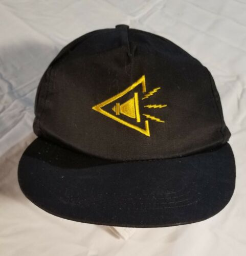Anthrax SOWN  embroidered hat   Sound of White Noise 1993