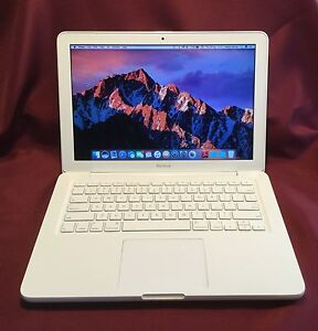"""White 13"""" MacBook with 480 Gb SSD, extra Memory and new battery Wauchope Port Macquarie City Preview"""