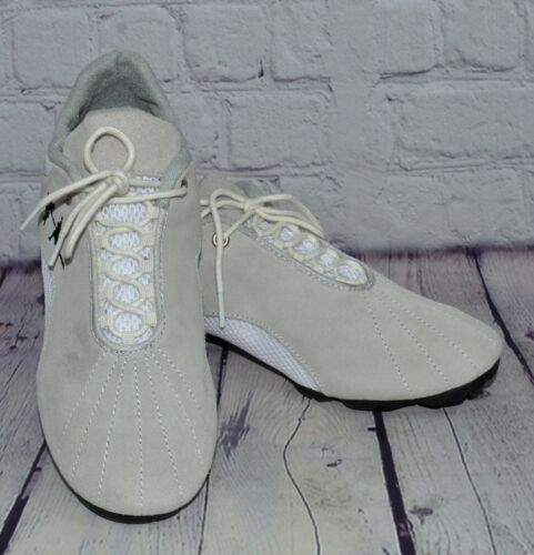 Very Fine DanceSport Shoes sneakers VF-SN 016 Suede Leather Woman Size 6.5