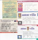 Chelsea Football Tickets & Stubs